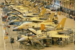 Lockheed Martin To Manufacture F-16 Fighter Jets Wings In India
