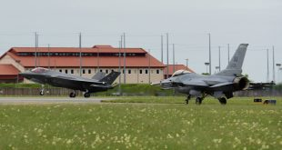 Are F-35s Louder Than F-16s? Vermont's Residents Shaken By F-35's First Training Run