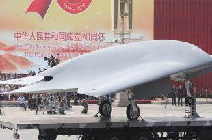 China Unveiled New GJ-11 Sharp Sword Stealth Bomber UCAV