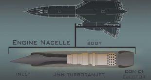 How Pratt & Whitney J58 Engine Made The SR-71 Blackbird The Fastest Plane Ever