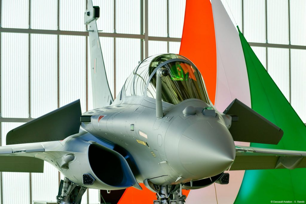 Indian Air Force To Deploy Rafale Fighters Jet In Ladakh Sector Amid Border Tensions With China