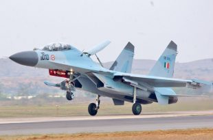 IAF To Upgrade Its Sukhoi Su-30MKI With Radar Capable Of Detecting F-35 & J-20