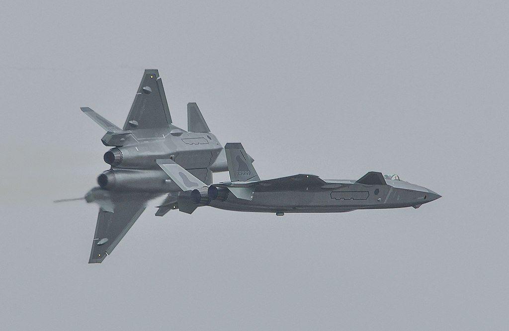 PLAAF J-20 Fighter Jet Managed To Score 17 kills For Zero Losses In Mock Combat Drills: Report