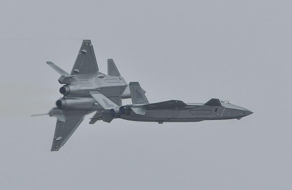 China's J-20 Fifth-Generation Fighter Jet Use Stolen U.S. Tech: Report