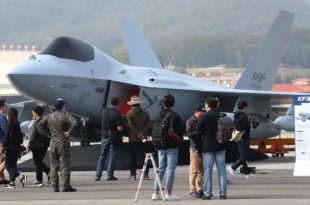 South Korea Receives First F414 Engine For KAI KF-X Fighter Jet