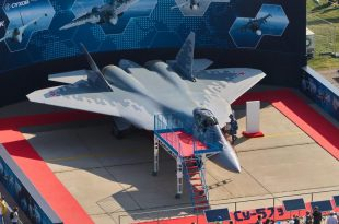 Myanmar Interested In Buying Russia's New Fifth-generation Su-57E Stealth Jet Fighter