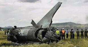 Ethiopian Air Force Su-27UBK Crashed Upon Takeoff Killing Instructor & Trainee