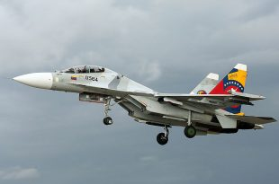 Venezuelan Air Force Su-30MK2V Fighter Jet Crashed Killing Both Pilots