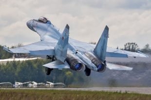 Russia Reportedly Begins Egyptian Sukhoi Su-35 Fighter Jet Production