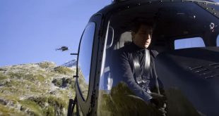 Here's How Tom Cruise Learned To Fly A Crazy Helicopter Stunt For 'Mission: Impossible' Movie
