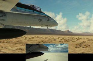"A Guy Recreated ""Top Gun: Maverick"" Trailer In DCS World Simulator"