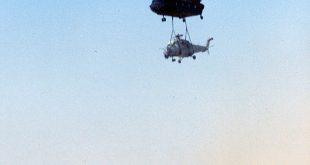 """When U.S. Night Stalkers Stole A Russian Mil Mi-25 """"Hind-D"""" Helicopter"""