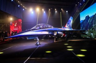 Taiwan New Indigenous Jet Trainer May Be Used In Combat Against China