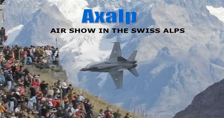Axalp 2019 Aerial Display Cancelled After Cracks Detected On F/A-18 Hornet Flaps