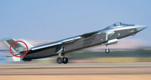 Chengdu J-20 Stealth Fighter Marks 10 Years Since First Flight