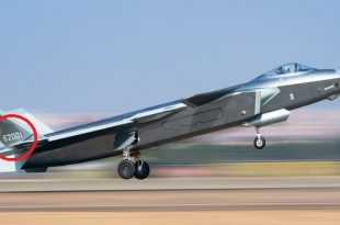 China's J-20 Stealth Fighter Jet Entered Mass Production?