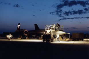The SR-71 Blackbird That Suffered Several Million Dollars Damage Due To Technician Mistake
