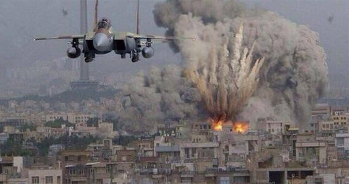 U.S. F-15s Bombed Coalition Headquarters To Prevent It From Being Seized By Syrian Army