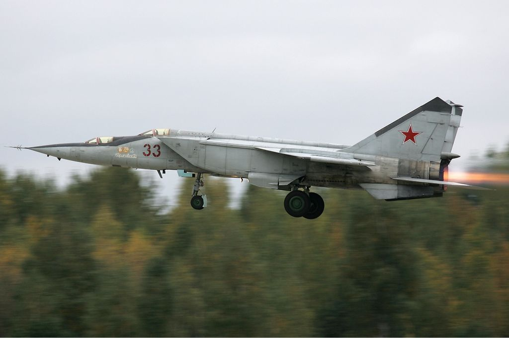 Fastest Fighter Jet In The World? Its Over 50 Years Old Russian Aircraft