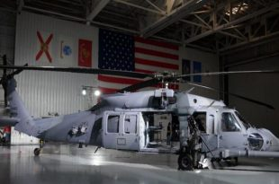 U.S. Air Force Unveiled New Next-Generation Combat Rescue Helicopter