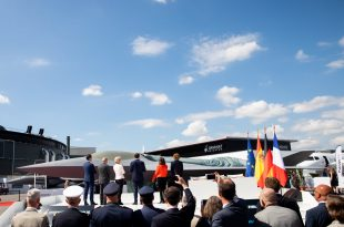 France & Germany Sign Contract To Develop Next-Gen Fighter Jet Prototype