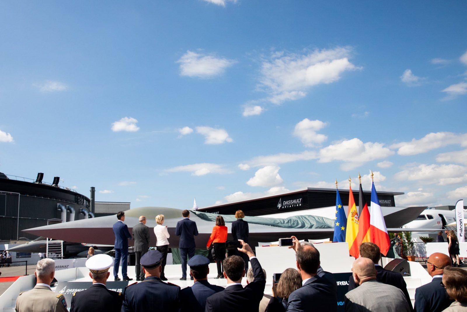 Germany, France & Spain Spending €225 Million For Research Of Next-Gen Fighter Jet