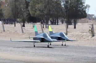 Boeing Successfuly Test Surrogate Drones For Australia's Loyal Wingman Program