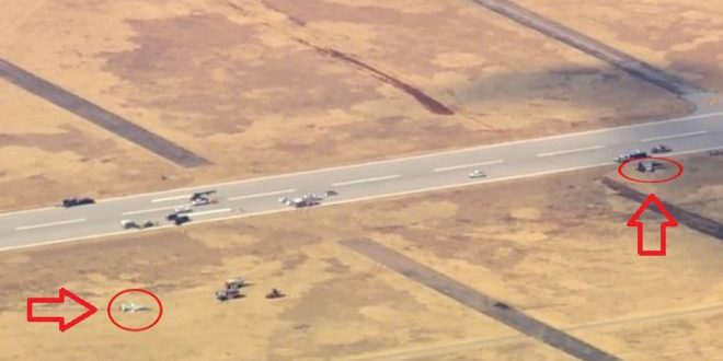 Two U.S. Air Force T-38 Talon Jet Trainers Involved In Fatal Mishap At Vance AFB