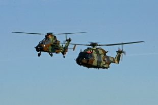 Two French Army Helicopters Collided Midair In Mali Killing 13 Soldiers