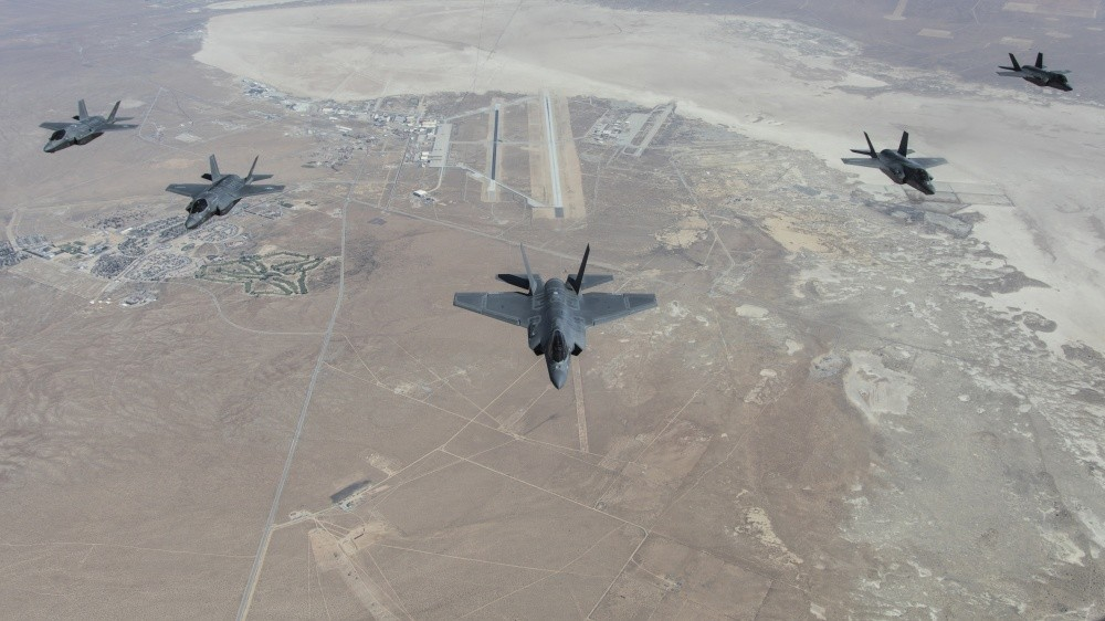 U.S. To Purchase 478 More F-35 Fighter Jets At Around $71M Apiece