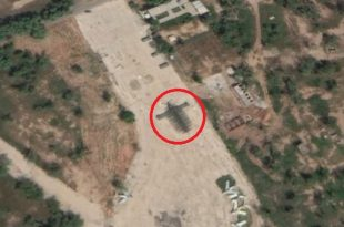 Satellite Imagery Spotted Chinese JY-27A Anti-Stealth Radar In Pakistan