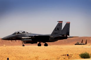 The Story Of F-15 Hit By A Mig-21 During An Aerial Combat