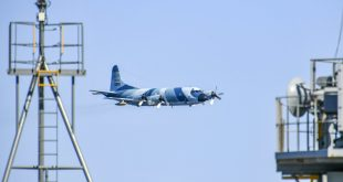 Iranian P-3C Orion Aircraft Flew Dangerously Close To U.S. Navy Warships