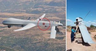 LNA Forces Shot Down Italian Air Force MQ-1 Predator Drone In Libya