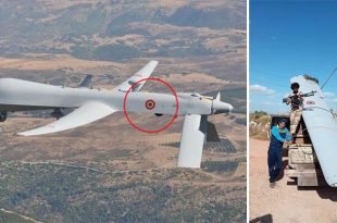 LNA Forces Shot Down Italian Air Force MQ-1 Predator Drone In Libya