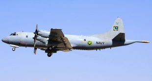 Pakistan Navy Aircraft Violated Greek Airspace During Eastern Mediterranean-2019
