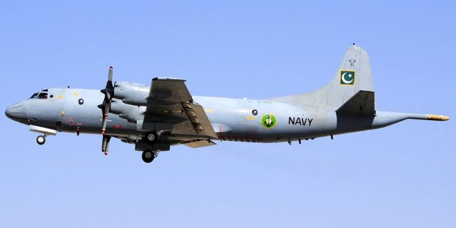 Pakistan Navy Aircraft Violated Greek Airspace During Eastern Mediterranean-2019
