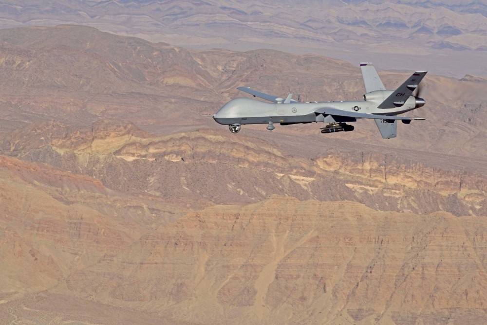 U.S. Military Remotely Piloted Aircraft Lost Over Libya