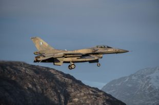 Lockheed Martin To Upgrade Hellenic Air Force F-16 Fighter Jets Fleet