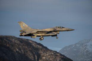 Lockheed Martin To Upgrade Hellenic Air Force F-16 Fighter Jets Fleet