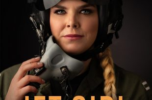 Here's The First Female Fighter Pilot To Bomb ISIS