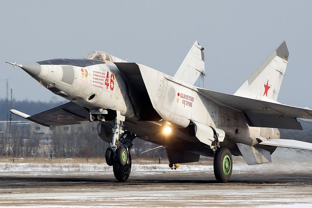 How USSR Spied On Chinese Nuclear Tests By Using A Radiation Sampling MiG-25RR Foxbat Variant