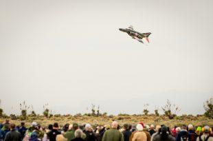 Phinal Phantom Phlight: The Story Of U.S. Air Force F-4 Phantom II Final Flight