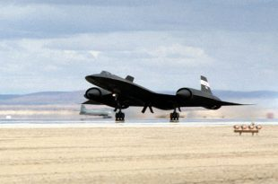 55 Years Ago Today The Legendary SR-71 Blackbird Flew For the First Time