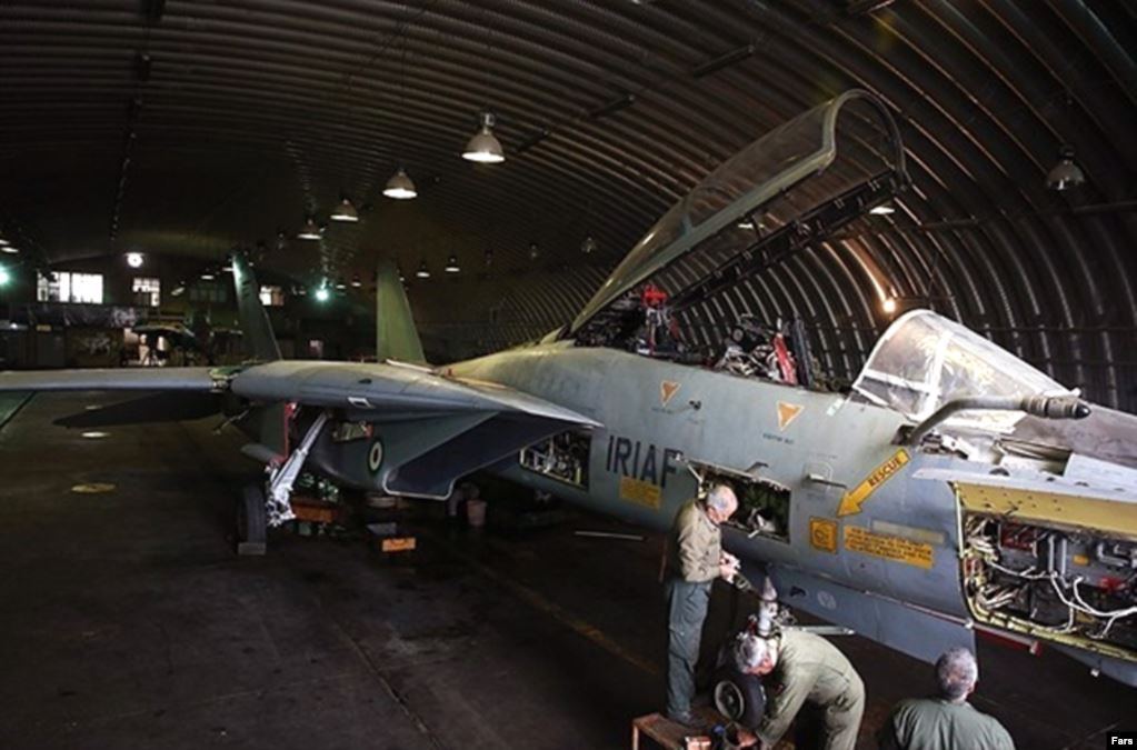 How Saddam Tricked IRIAF In Temporarily Grounding F-14 Tomcat Fleet during Iran–Iraq War