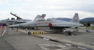 U.S. Planning To Buy 22 Retired Swiss F-5E/F Tiger Fighter Jets For Around $40 Million