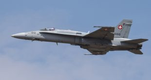 Swiss Parliament Approves 6 Billion Franc For New Fighter Jet Purchase
