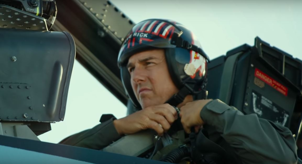 Paramount Pictures Released Behind The Scenes Video Of Top Gun: Maverick Flying Sequences