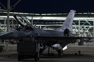 U.S. Air Force Upgrading 350 F-16 Fighting Falcon Jets With New AESA Radars