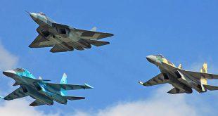 Algeria To Buy Russian Su-57 Stealth Fighter & Su-34 Bomber Jets